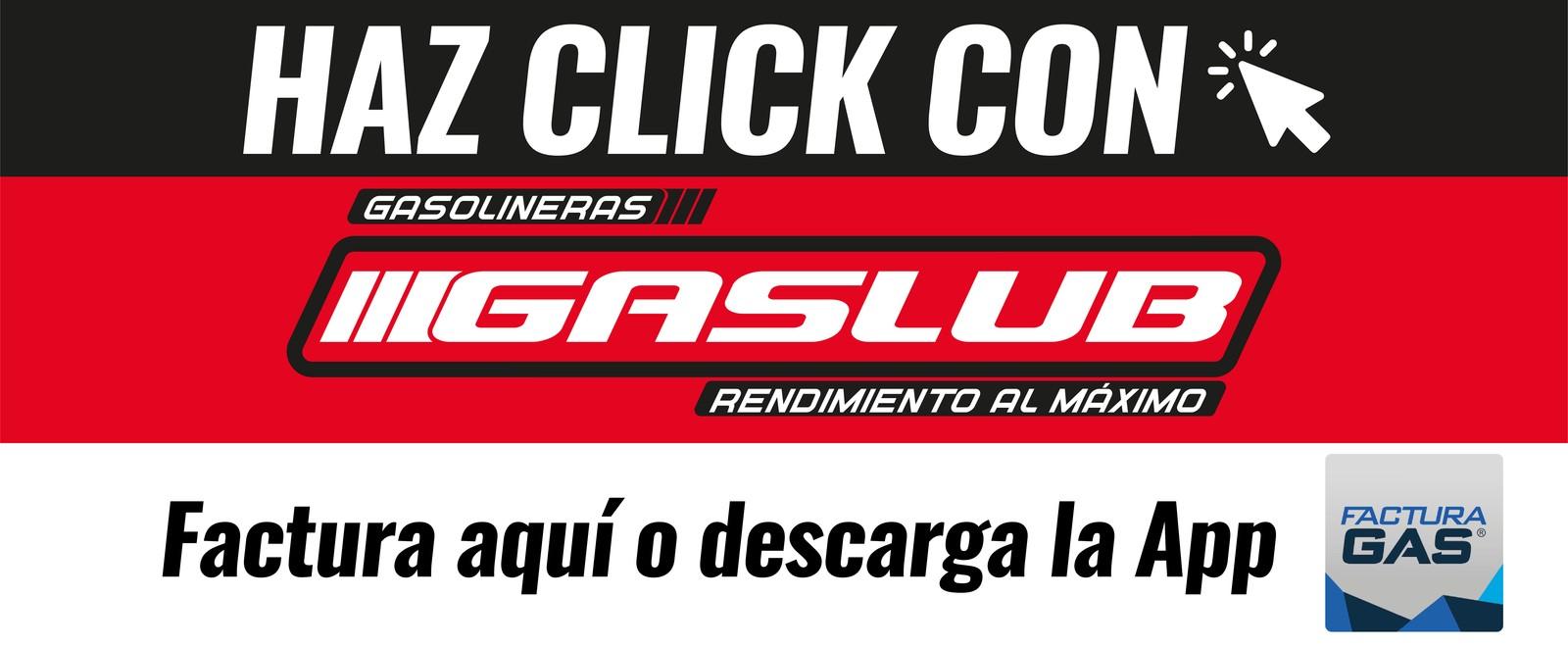 Haz click con gaslub